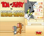 Tom And Jerry In Refriger-Raiders